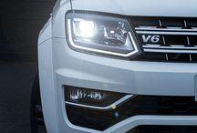 VW Amarok Highline Lease