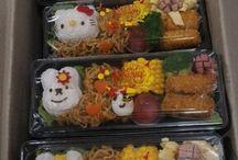 Catering bento box innofrozzbento / bento box, bento luch box, bento ultah, bento Jakarta, bento birthday