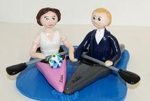 Figurines de mariage personnalisées (2017)