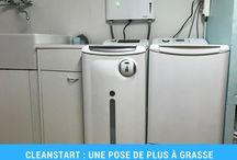 CleanStart : le lavage écologique et économique