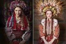 Украинские костюмы