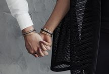 Men's | Friendship Bracelets | Woven collection. / Who says men are limited to watches and wedding bands? An intricate rope design defines this sleek bracelets. The travel-friendly magnetic clasp bracelets bring the synergy between design and ease of wear.