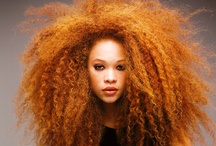 Madeline F. Hair Inspiration Board / For the beauty within, a visual representation of the woman within