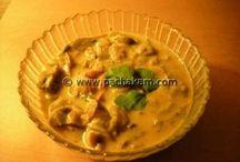 Mushroom Curry Recipes / Simple n yummy mushroom curries