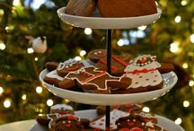 Christmas Goodies / Yummy treats to Bake for the Holidays / by Christy Schweitzer Slyter
