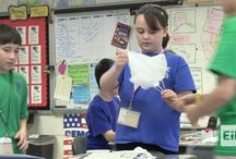 "EiE Classroom Video Resources / This exceptional teaching resource includes hundreds of videos that will help you prepare and implement EiE units.  Classroom Videos show EiE lessons being taught in real classrooms throughout the country. These videos show the flow of lessons as outlined in the EiE teacher guides, and their ""documentary style"" footage captures the activity, interactions, and occasional chaos that occurs in elementary classrooms. / by Engineering is Elementary"