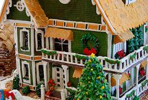 Gingerbread house / Christmas