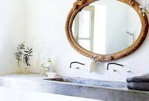 Baño / Un catálogo de espacios posibles para el baño  Minteirorismo Design (Miriam Castro - Diseñadora de interiores)