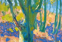 Fauvist painting
