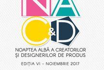2017 Noaptea alba a creatorilor si designerilor de produs