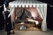 Namiot pocz. XIX wieku