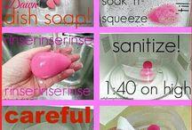Cleaner skin