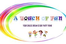 A Touch of Fun - Themed party entertainment, party decor, and children's party catering