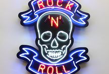 rock n roll Denim jacket
