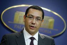 Declaratii - Victor Ponta