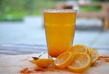 Detox & healthy drinks