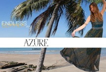 "Azüre / ""Endless Summer Collection '13"" New Azüre Collection! Beautiful summer dresses!! Plus you can make your own! Just love it!!! <3 #azüre #summer #dresses #beautiful #feminine #hippiechic #bohemian #fabrics #make your own dress #love #follow"