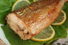 Рецепты. Рыба, морепродукты
