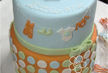 baby shower cakes boy