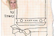 Card or Scrapbook LO Sketches / by Michelle Mcgraw