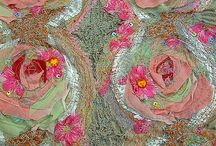 Fiber Art / fiber art other than rug hooking.