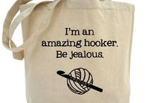 quotes and prints for crocheters and knitters