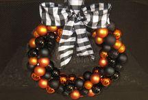 Halloween/ Thanksgiving Crafts