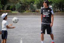 サッカー中村俊輔