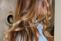 Brunette Highlights / Hair colour ideas
