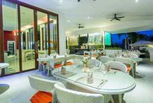 The Restaurant in Lotus Villas Hua Hin / The Restaurant in Lotus Villas Hua Hin