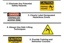 Warehouse Safety / Warehouse Safety Principles When it comes to warehouse safety there are many benefits that are often overlooked. Safety procedures are frequently disregarded in a variety of workplaces due to insufficient time, inadequate resources or an opportunity to cut corners in an attempt to save money...