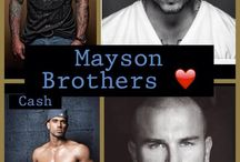 Mayson men  / The could be's