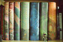 Books, books, books! / I love books! / by Elmarie Cronje