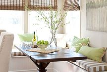 Home Decor - Kitchens/Dinning rooms