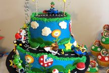 21st cakes / Daniel's 21st