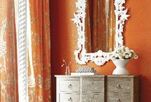 Vibrant Classics / F Schumacher is vibrantly into a classic style through the designs of Mary McDonald