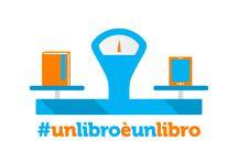 #unlibroèunlibro / Insieme ai nostri autori e lettori, noi di Edizioni Lindau sosteniamo e condiviamo la campagna europea per l'equiparazione degli ebook ai libri di carta! #unlibroèunlibro digitale o cartaceo che sia!