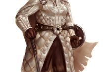 dwarf woman