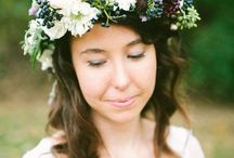 FLORAL INSPO - hair crowns & accessories
