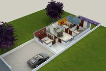 3D Floor Plan / 3D Floor Plan design / by Apnaghar