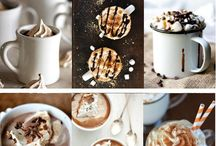 Hot chocolate / by Vicki Scott