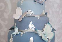 Fiona's Wedding Cake