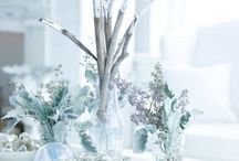 Christmas decor / Ideas to make you feel the Christmas spirit at home!