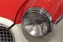 Just for Fun!  / Every Friday a close up of one of our cars from our collection is posted for you to guess which car it is.