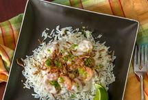 Seafood Recipe Love / It swims in the ocean but tastes great on my plate. / by Brandy O'Neill   Nutmeg Nanny