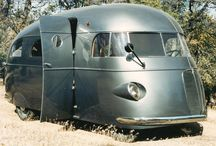 Motorhomes and campervans / on the road to...