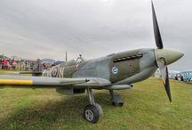 WWII planes foto
