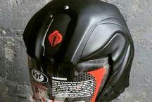 Cobra Commander / Make an order on www.doctorhelmet.com