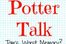 Our Geeky Adventure - Potter Talk / Over a decade later and we've still got theories about the Harry Potter Series!