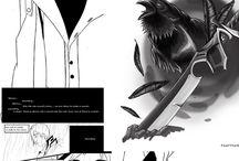 Graphic novell / Digital graphics